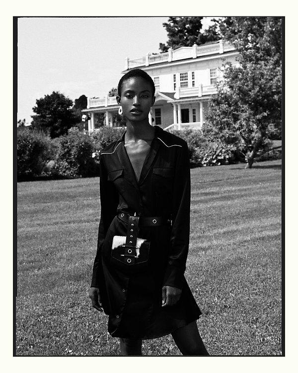 Intermix Fall 18 Campaign, Alicia Burke, cool look farm house
