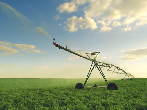 Electronic pivot irrigation system