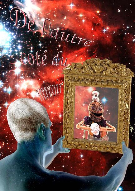 Le miroir d'Alice....passage vers le Gla,duxland ?