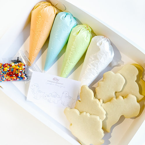 Dinosaur DIY Cookie Decorating Kit