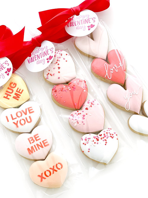 4 Pack Valentine's Minis