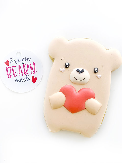 Love you BEARY much!
