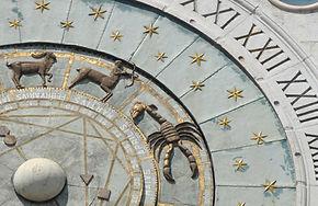 Relógio astonomical