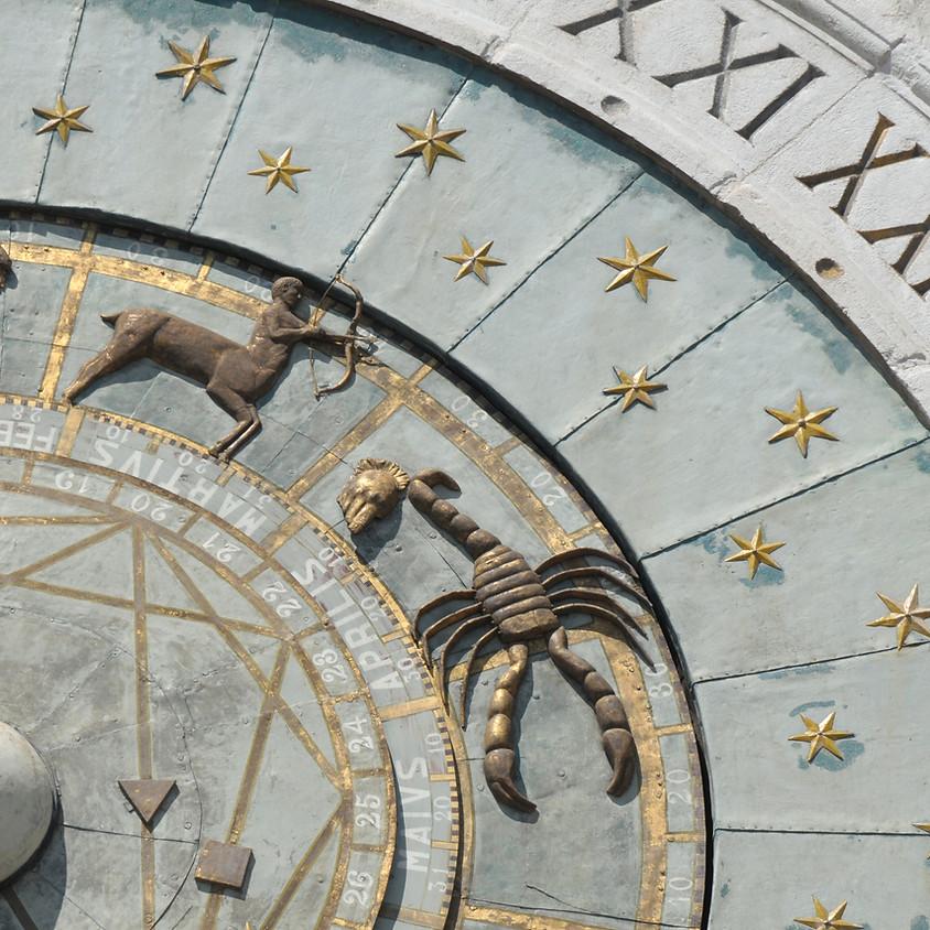 Taller intensivo de Astrología - Armá y conocé tu carta natal