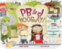 PB & J Hooray Janet Nolan Book Cover