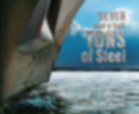 Seven and a half Tons of Steel Janet Nolan book Cover