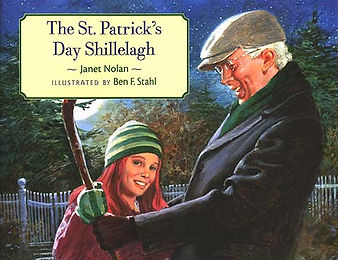 The St. Patrick's Day Shillelagh by author Janet Nolan