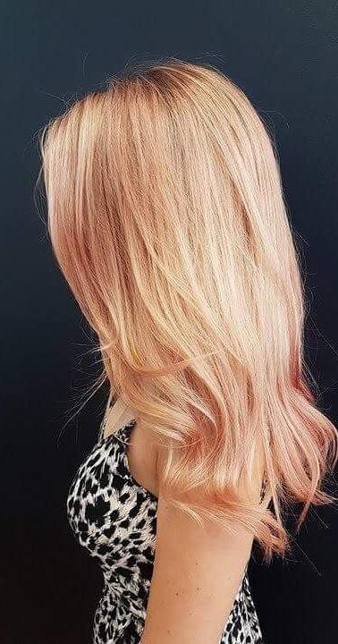 Fashion Hair Colouring 5