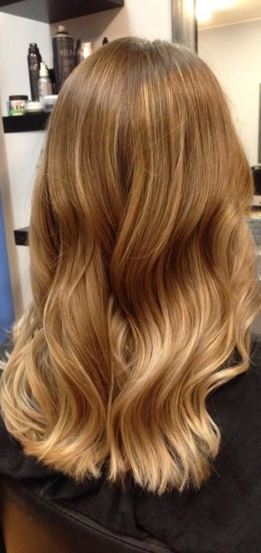 Fashion Hair Colouring 11