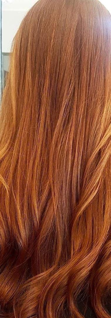 Fashion Hair Colouring 4