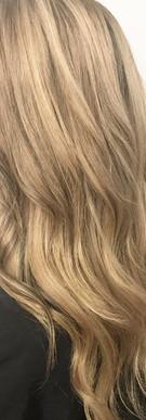 Soft beige blondes