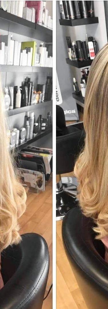 Fashion Hair Styling 5