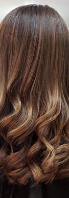 Fashion Hair Colouring 12