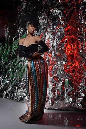 Culture Wrap Dress