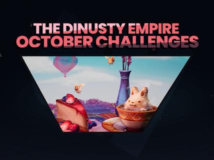 October Challenges 2021!