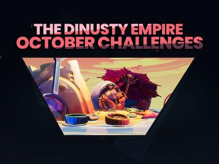 October Challenges!