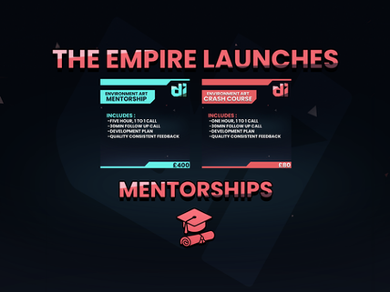 Launching Mentorships!