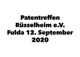 Patentreffen bei unseren Tieren in und um Fulda am 12. September 2020 ❤️
