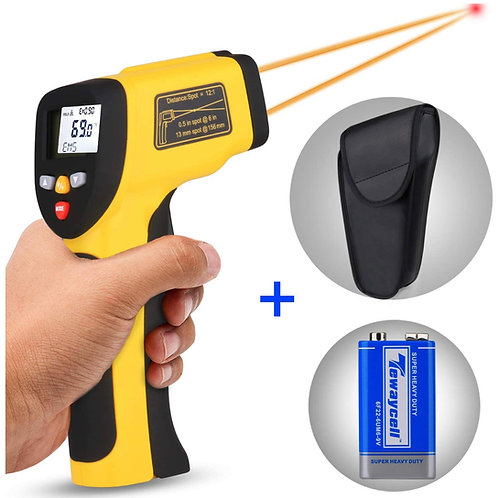 Laser Infrared Thermometer