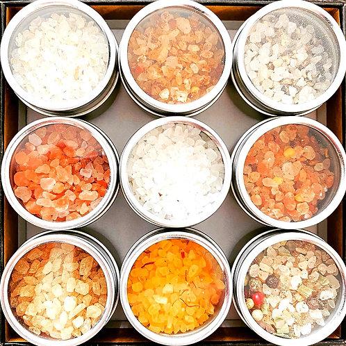 Sea Salt Sampler Gift Box