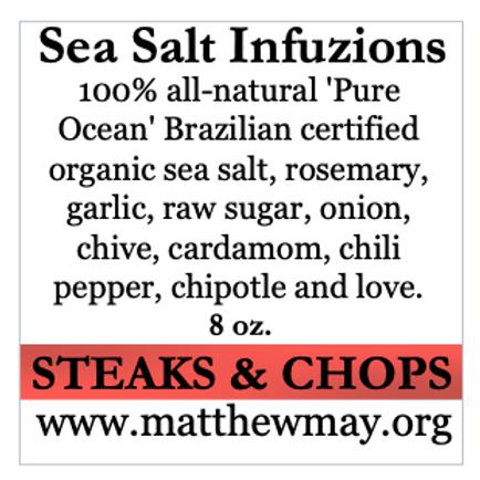 Steak & Chops 8 oz.