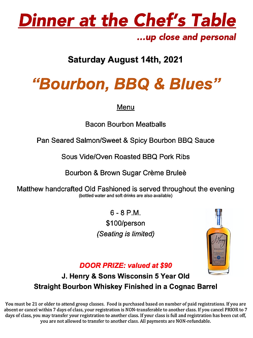 """Bourbon, BBQ & Blues"" Saturday August 14th @ The Cosmopolitan #12"