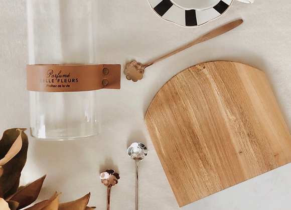Never Bored by Cheese -  Arcadia & marble cheese board