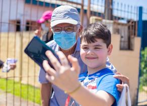 Busato e Dario fazem atos ao lado de apoiadores nos bairros Niterói, Estância Velha e Rio Branco