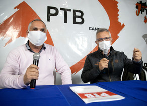 Busato é candidato a reeleição para a Prefeitura de Canoas pelo PTB