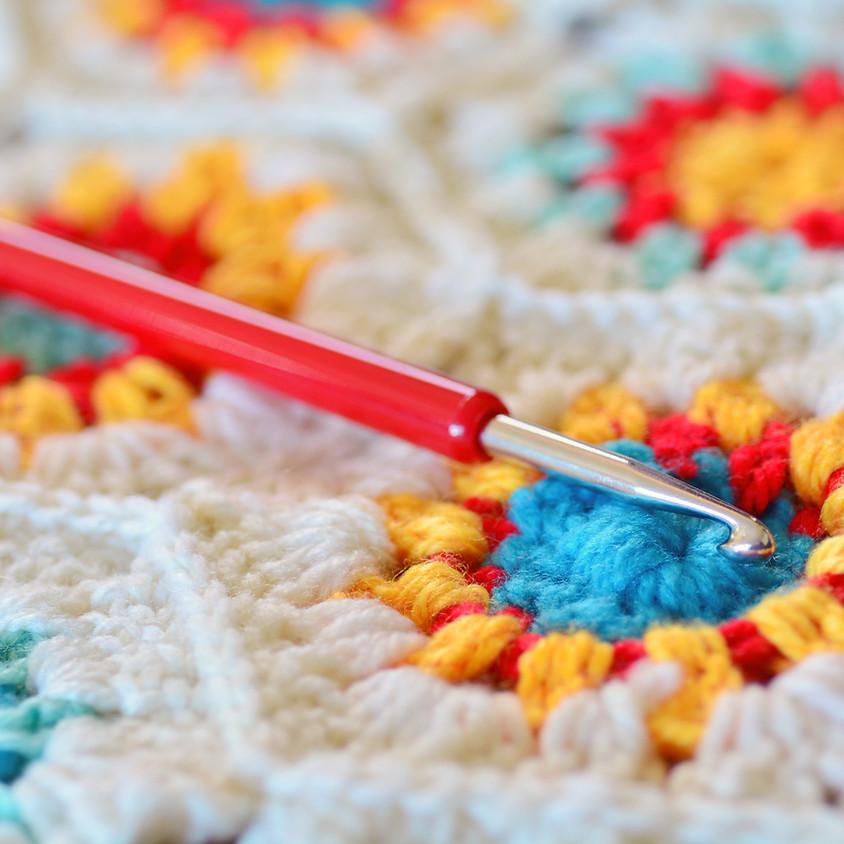 Evening Crochet Class