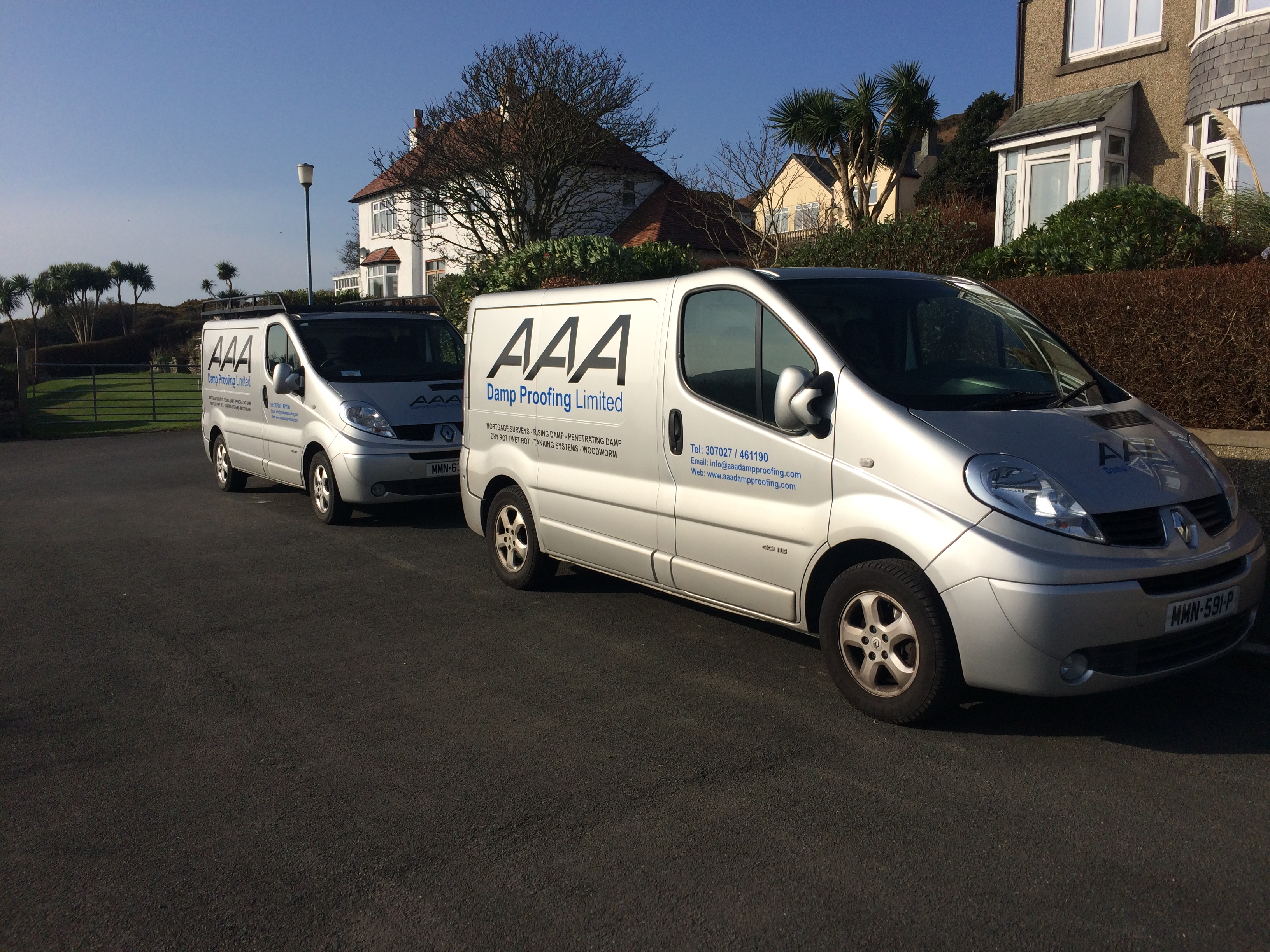 AAA Damp Proofing Limited