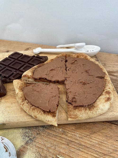 Chocolate X Cinnamon Pizza DIY Kit for 2