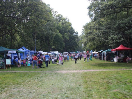 We are looking forward to joining the Chorleywood village day this Saturday 14th July, held on The C