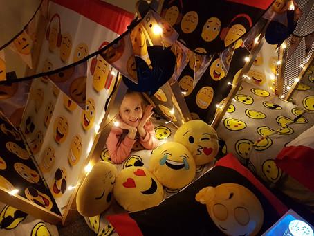 Emoji party!! 😘😜😍😃💩😂