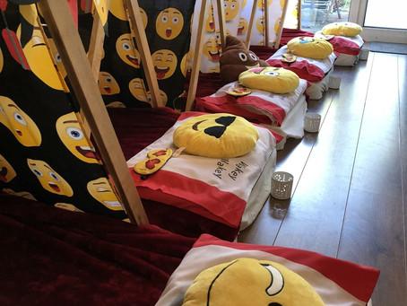 Emoji Slumber party in Chalfont