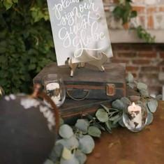 Metal Suitcases (2)