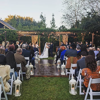 House Weddings