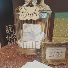 Cards Bird Cage