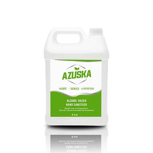Azuska hand sanitizer (5L)