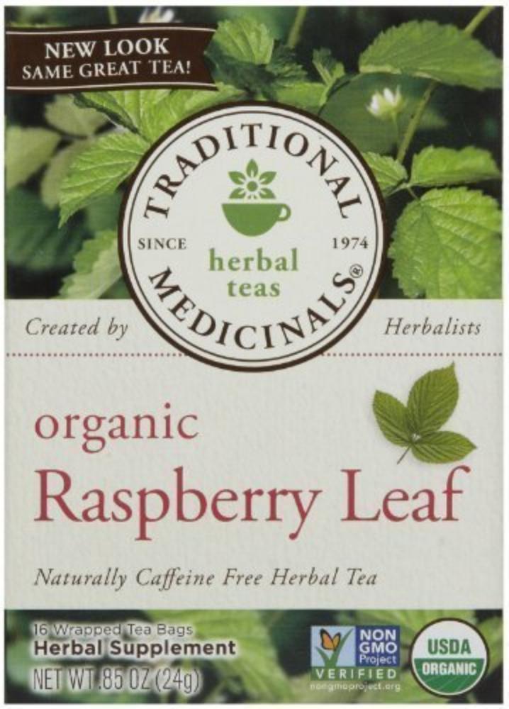 Red Raspberry Leaf Tea
