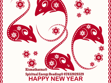 25 JAN: CHINESE NEW YEAR OF THE METAL RAT