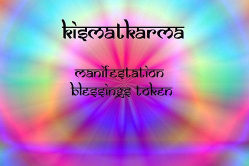 Manifestation Blessings Token