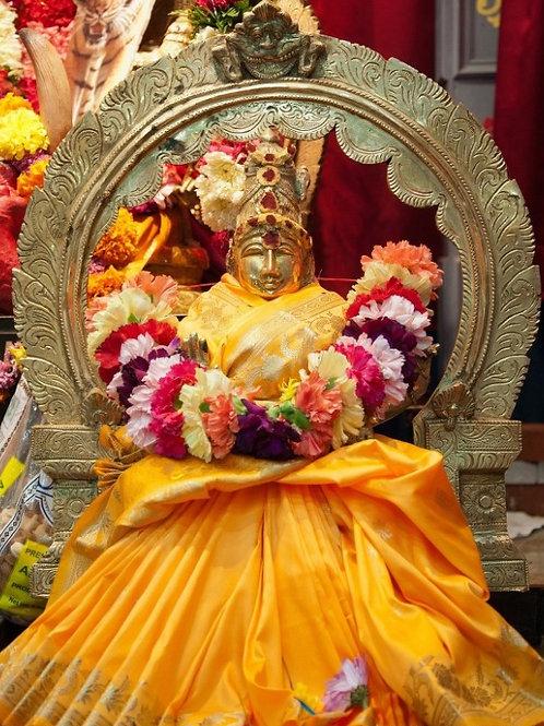 Bhuvaneshwari Blessings Token