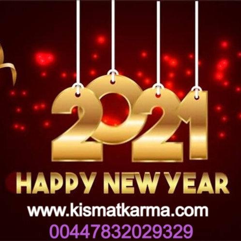 New Year Gratitude Remedy