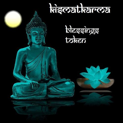 Buddha Blessings Token