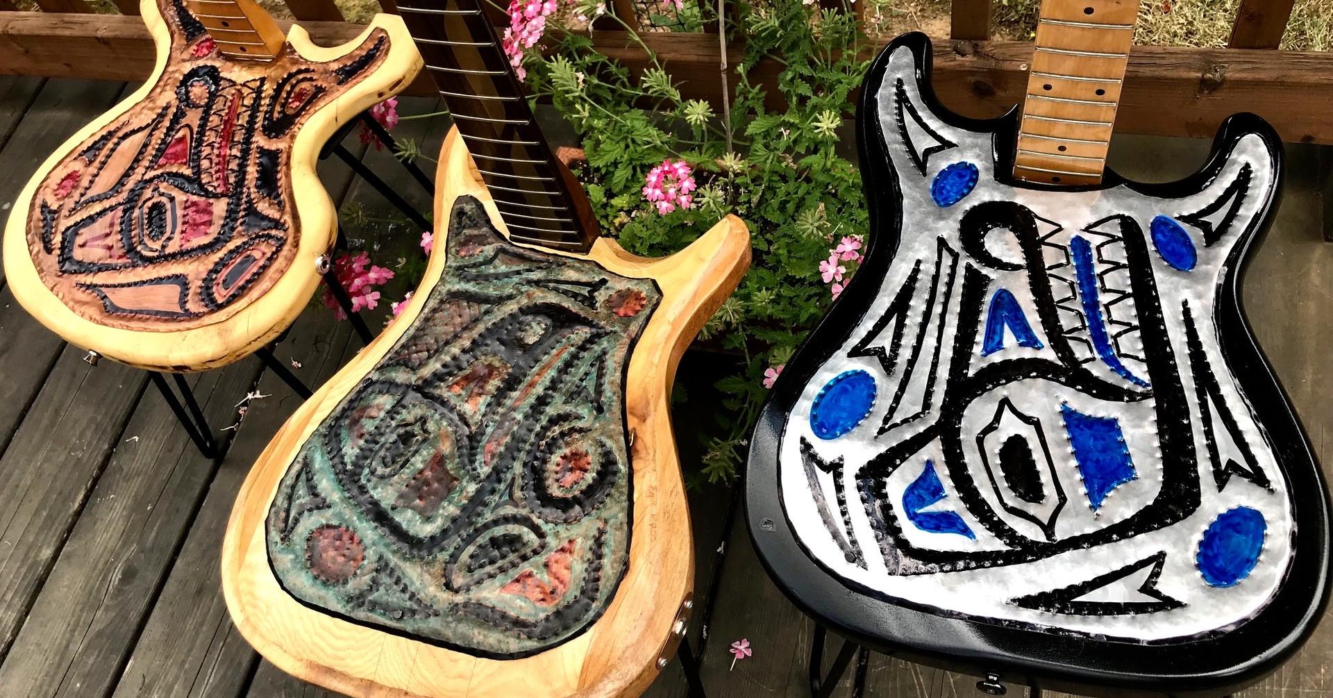 Guitar Stools