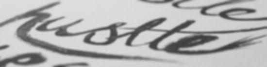 Rhode calligraphie