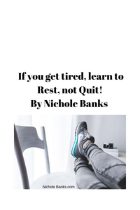 Blog, by Nichole Banks