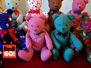 Teddies so awesome that they might break Charlotte's internet!!!!!