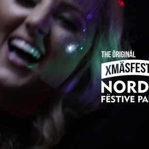Xmäsfest - The Original & Best Nordic Christmas Party'